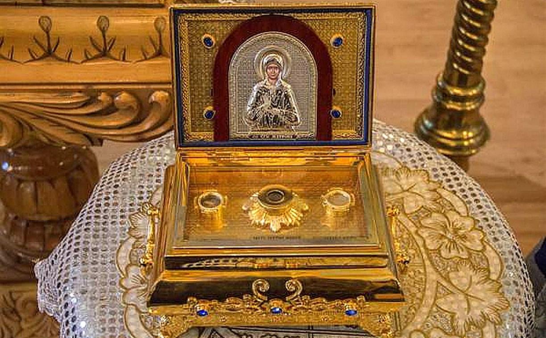 В Тульскую область привезут мощи святой Матроны Московской