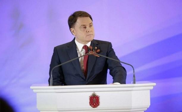Владимир Груздев предложил принимать присягу главам администраций и муниципалитетов