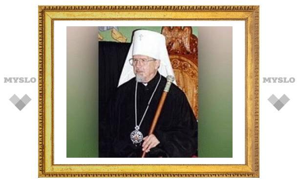 Глава Православной церкви в Америке уходит на покой