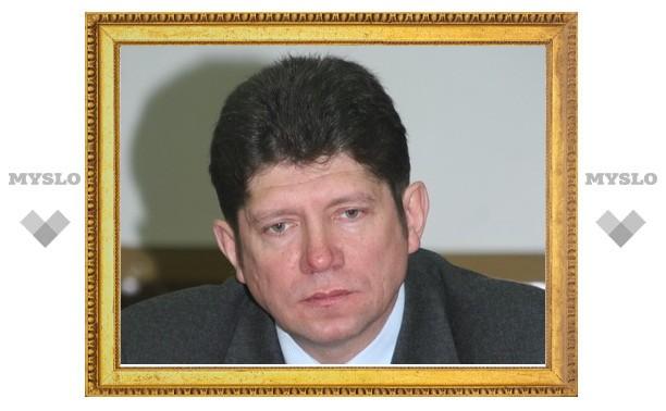 На экс-директора тульского департамента здравоохранения заведено уголовное дело