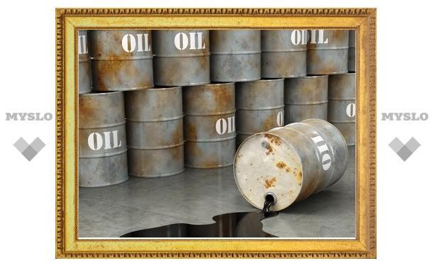 Цены на нефть в США выросли до 100 долларов за баррель