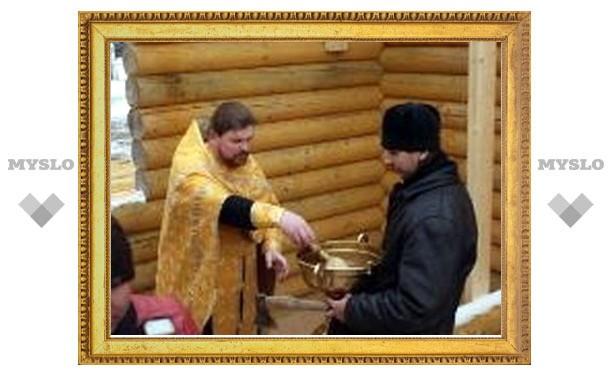 В Туле появится новый храм при больнице