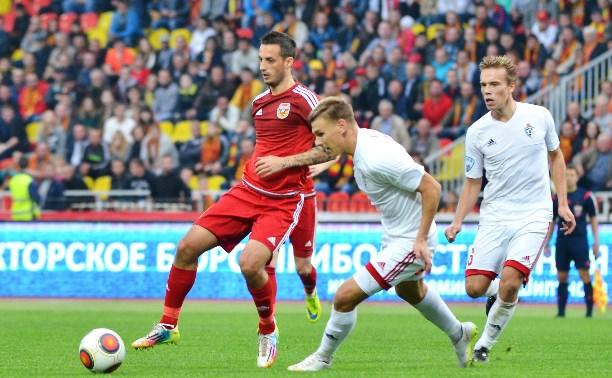 Нападающий «Арсенала» Горан Вуйович: «Скоро второй раз стану отцом»