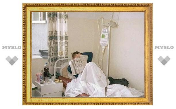 В больничной палате туберкулезного диспансера убили пациента