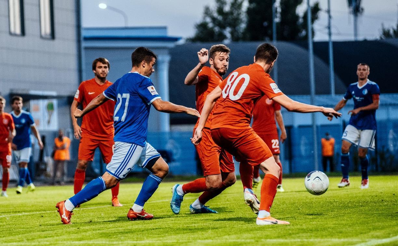 Фарм-клуб тульского «Арсенала» разгромно проиграл воронежскому «Факелу» – 0:9