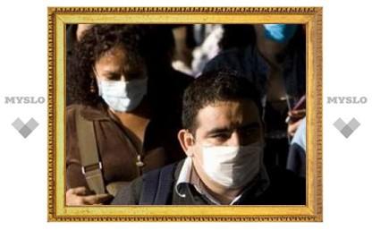 В России подтверждено 18 случаев гриппа H1N1