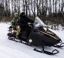 Сотрудники Управления Росгвардии по Тульской области проверяют охотничьи угодья