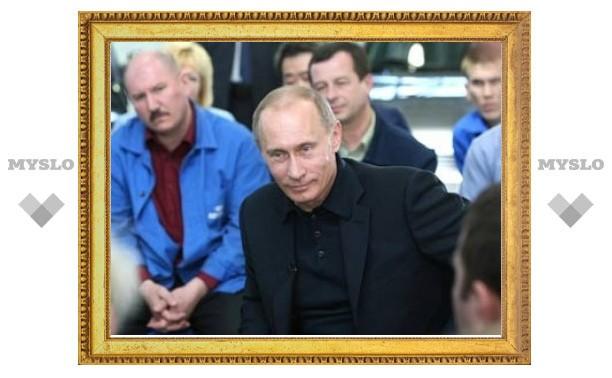 Перед выборами Путин пообщается с жителями всех регионов