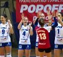 Волейбольная «Тулица» обыграла «Брянск» в двух матчах