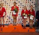 Тульская самбистка стала вице-чемпионом Европы среди кадетов