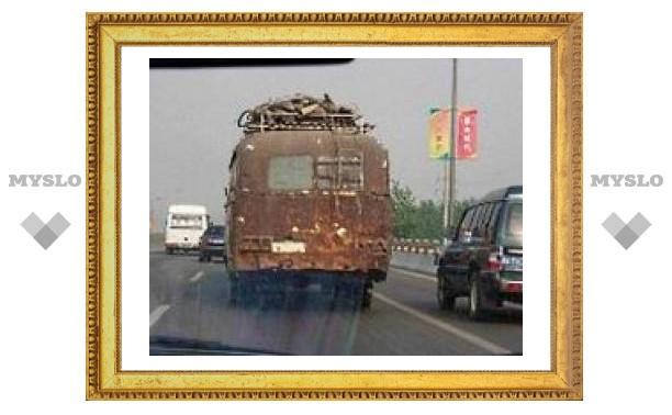 Самые опасные дороги в мире - китайские