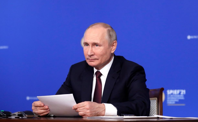 Объявлена дата прямой линии Владимира Путина