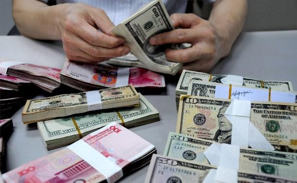 Доходы физлиц от продажи валюты обложили налогом