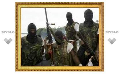 Нигерийские повстанцы отпустили итальянских заложников