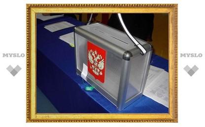 В муниципалитетах Тульской области выберут депутатов