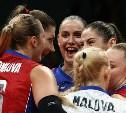 Российские волейболистки обыграли сборную Японии на Олимпиаде