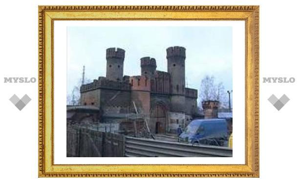 Фридрихсбургские ворота в Калининграде будут отреставрированы впервые за 350 лет
