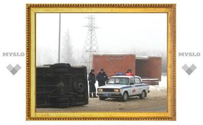 Алексинская дорога побила рекорд по дорожным авариям