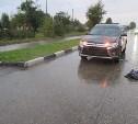 В Ефремове водитель сбил 8-летнюю девочку