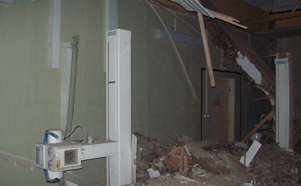Сотрудников и пациентов тульского противотуберкулёзного диспансера перевели в другое здание