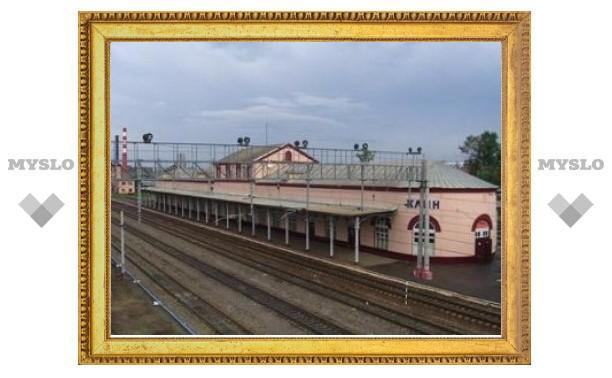 """Поезд """"Сапсан"""" сбил человека"""