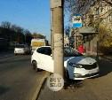 Из-за ДТП на улице Металлургов собралась пробка