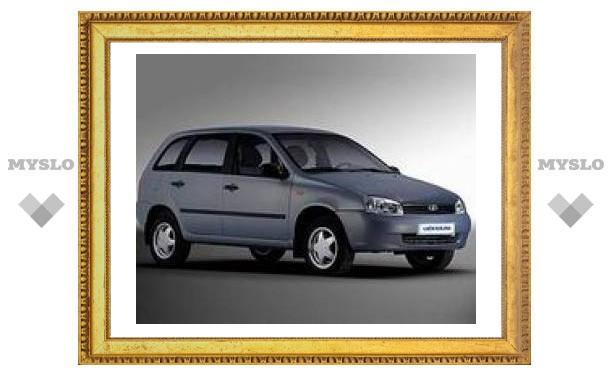 Lada Kalina набрала невероятное количество баллов в интернет-голосовании за лучший автомобиль