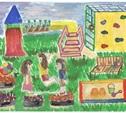 На конкурс «Любимый мой дворик – 2013» поступило более 120 заявок