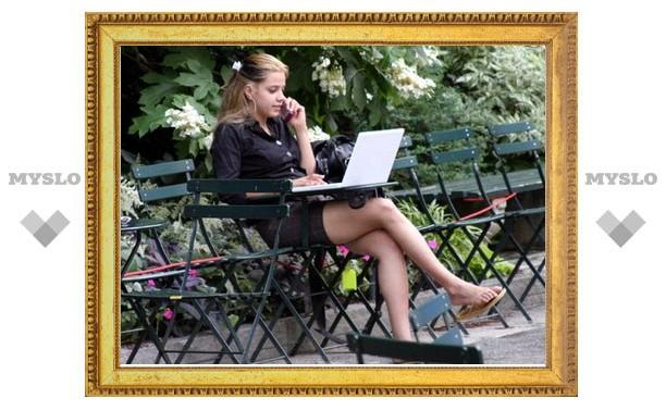 В парке Новомосковска тоже будет бесплатный wi-fi