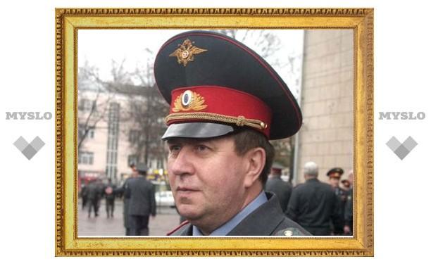 Начальник УМВД России по Тульской области дал советы Президенту