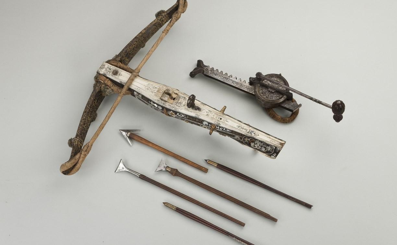 В Тульском кремле покажут рыцарское вооружение