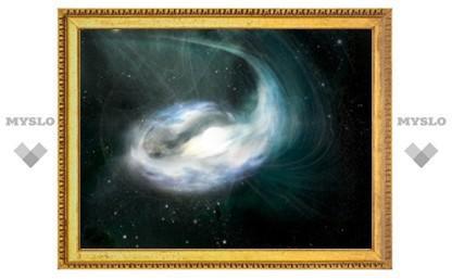 Астрофизики предложили сразу два объяснения необычной вспышке