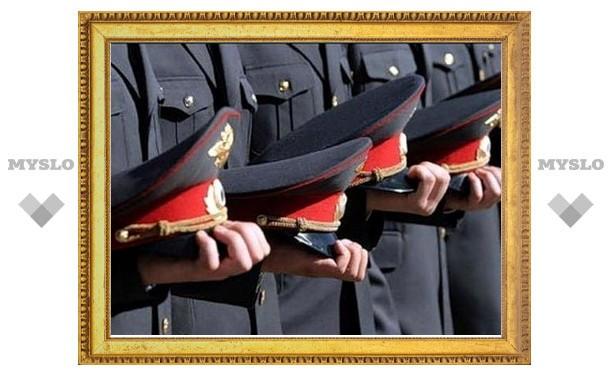 В Тульских парках работает специальная группа полицейских