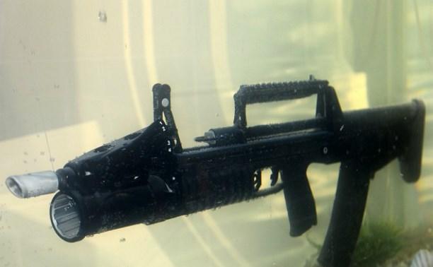 Автомат-амфибию из КБП покажут на всемирной выставке вооружения IDEX-2015