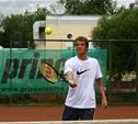 Тульский теннисист проиграл во втором раунде квалификационного турнира