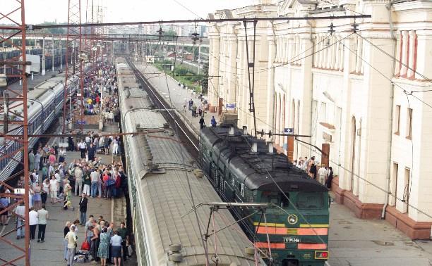 С 1 октября в Тульской области изменится расписание пригородных поездов