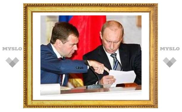 """""""Единороссы"""" обсудят перспективы закона о формировании оппозиции"""
