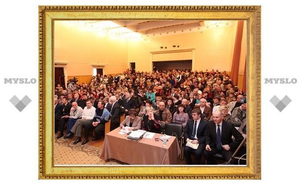 Главу администрации Щекинского района уволят?