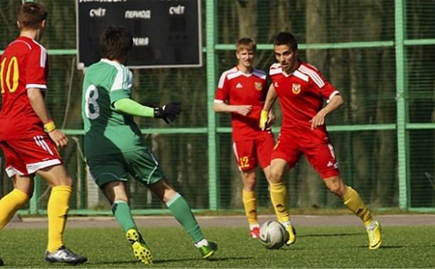 «Арсенал-2» сыграл вничью с лискинским «Локомотивом»
