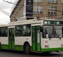 Троллейбус №8 пойдет по другому маршруту