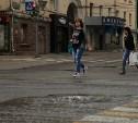 Проспект Ленина в Туле затопило