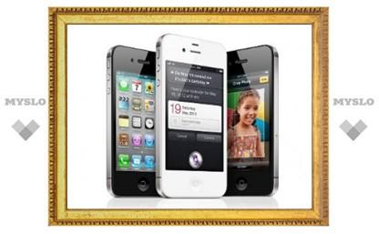 Названа дата начала официальных продаж iPhone 4S в России
