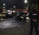 Полиция ищет свидетелей ДТП с участием шести машин на проспекте Ленина