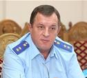 Прокурора области Олега Черныша лишат звания почетного гражданина?