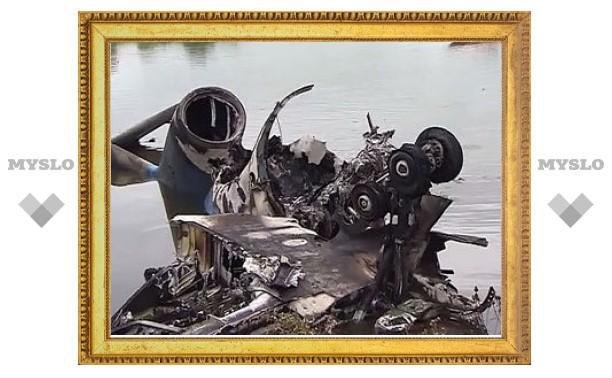 Найден первый «черный ящик» разбившегося Як-42