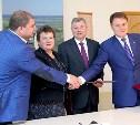 О чём договорился Владимир Груздев с губернаторами-соседями в Калуге
