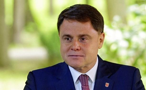 Владимир Груздев поздравил тульских шахтёров с профессиональным праздником