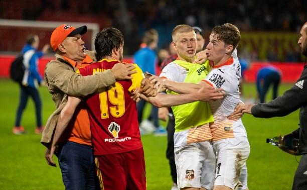 Игрок «Урала» извинился перед Мирзовым