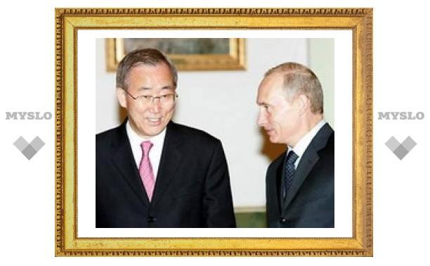 Китайцы позволили Путину занять второе место в рейтинге доверия мировых лидеров