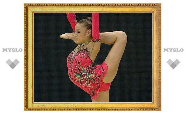 Канаева завоевала пятое золото на ЧМ по художественной гимнастике